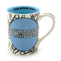 Schmoozer Coffee Mug