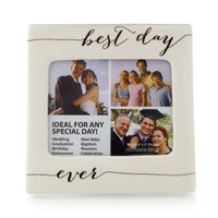 Best Day Ever Photo Frame