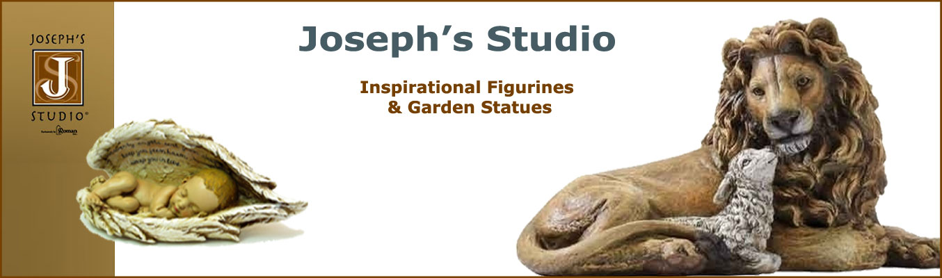 Inspirational figurines & garden statues by Joseph's Studio