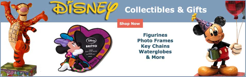 Shop for Disney Collectibles and figurines.