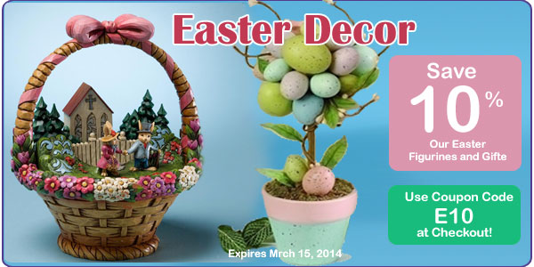 Easter Collectibles, Decor, Figurines, Gifts