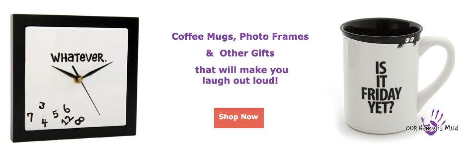Humorous Coffee Mugs & gifts