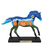 Trail of Painted Ponies Pumpkin Patch Horse Figurine