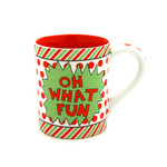 Christmas Mug - Oh What Fun