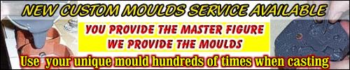 Custom mould service