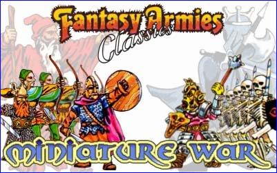 Fantasy Armies Classic Moulds