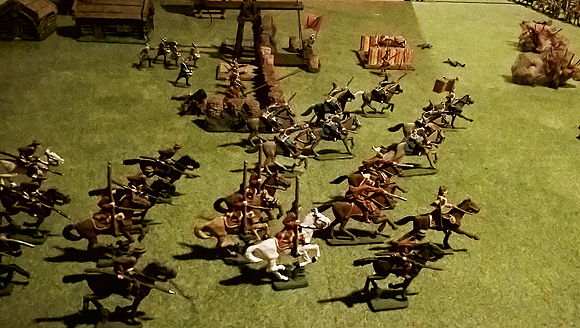 Jan Arnerdal Russian Cavalry