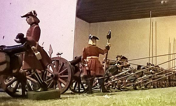 Jan Arnerdal Russian Cossacks