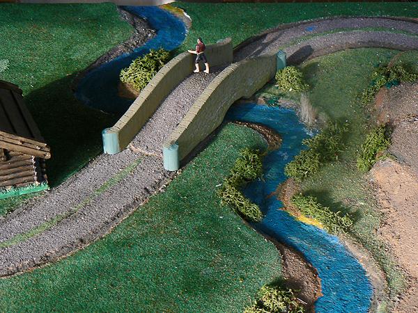 Jan Arnerdal diorama