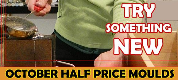 Half Price Moulds in October 2016