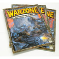 Warzone Mutant Chronicles 2nd Edition Rule Books