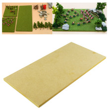 Prince August Rectangle Board for Dioramas. 40x20 cm MDF boards. Figures and accessories sold separately or can be made from moulds.