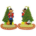 PA1907: Christmas Decorations, Nutcracker with Christmas tree Mould