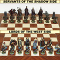 54mm Fantasy chess set