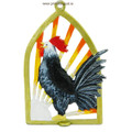 Easter Decorations - Rooster at Dawn