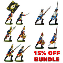 Seven Years War Mould bundle.