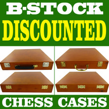 B-stock Discounted Chess Cases