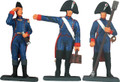 French line artillery crew 1805
