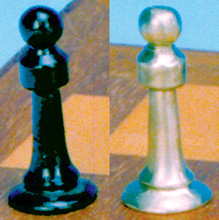 Staunton Chess Pawn example
