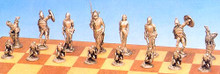 Old Fantasy Chess Set