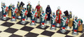 Crusades Chess Set: Saladin side: