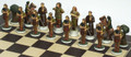 Robin Hood Chess Set: Men of Sherwood Side