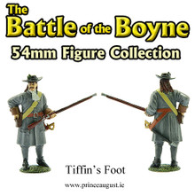 The Battle of the Boyne Tiffin's Foot