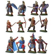 6 moulds from the 32mm scale fantasy armies range