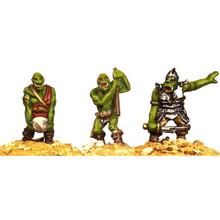 3 Orc Artillery men