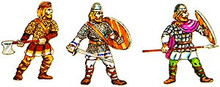 Fantasy Armies - 3 Barbarians.