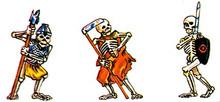 Fantasy Armies - Skeleton Fighters