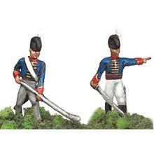 Britain: 2 Royal Horse Artillery Men