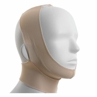 Chin Strap w/Medium Length Neck Support