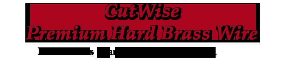 CutWise Premium Hard Brass EDM Wire