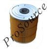"Sodick / LeBlond Type Filter (10"" x 11"") ID= 36mm (1.5""), (5 Micron) (Price per Case) (800411-05)"