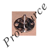 Diamond Wire Guide(Upper) (HS-3100 / HS-3600) (Auto Wire Feed) (101502)