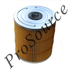 "LeBlond / Makino / Sodick Type Filter (10"" x 11"") ID= 46mm (1-3/4""), (5 Micron) (Price per Case) (800410-05)"
