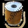 "Makino Type Filter (10"" x 12"") (5 micron) (800450-05)"