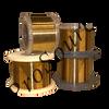 Velocity Premium Hard Brass EDM Wire, D = .010 (6.6#)