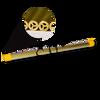 "Brass Multi Channel EDM Tubes - 400mm (16"") (70124)"