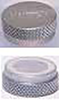 Magnet .98 x .39 Knurled