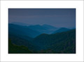 Dawn, Deep Creek Overlook