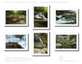 Note Cards - Great Smoky Mountains Set #2 Rivers & Streams