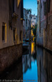 Evening on Narrow Canal