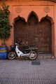 Old Bike & Wall