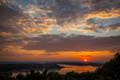 Kaskaskia State Park Sunset