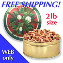 Deluxe Holiday Mixed Nuts 2lb