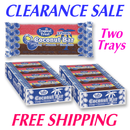 Tropical Treat Bars TWO 24 ct Trays