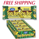 Top Banana Coconut Bars 24 count tray