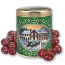 Holiday Cherries Tin